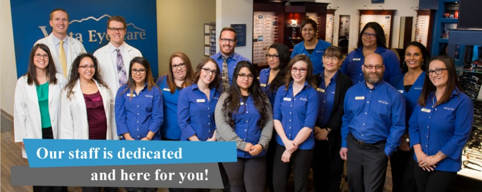 Vista Eye Care, Thornton, Colorado