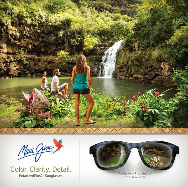 Maui Jim Event Vista Eye Care